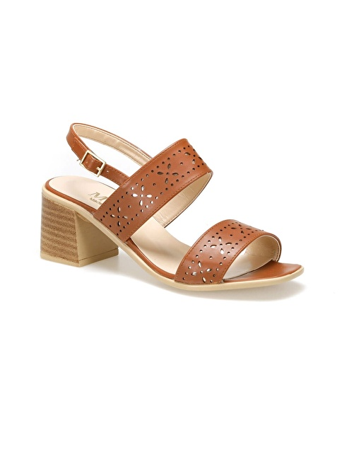 Miss F Ayakkabı Taba
